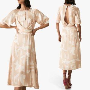 REISS Arlo Midi Dress